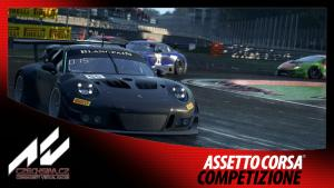 1. Test Race Assetto Corsa Competizione Nurburgring 13.4.2019