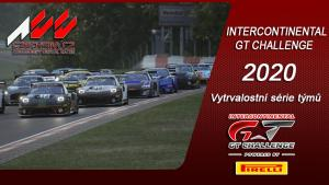 Test Race ACC Intercontinental GT Challenge 2020 Kyalami