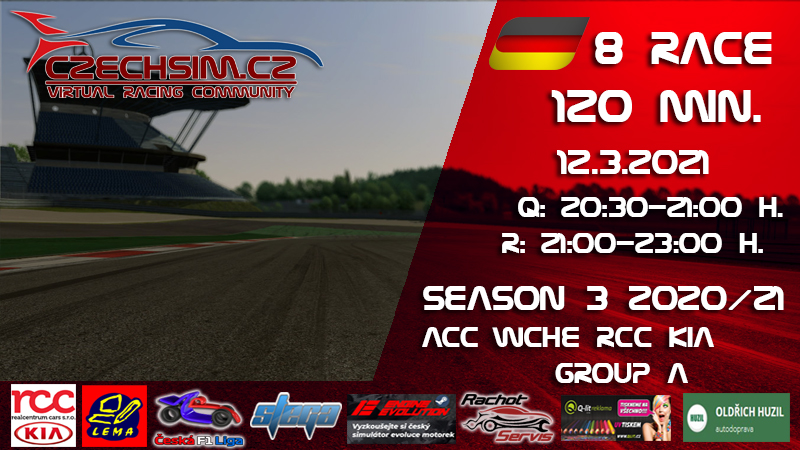 acc race wche A 2020 21 Nurburgring