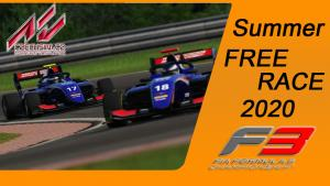 3. FREE Race AC F3 2020 RedBull Ring