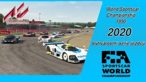 Test Race AC World Sportscar Championship LeMans